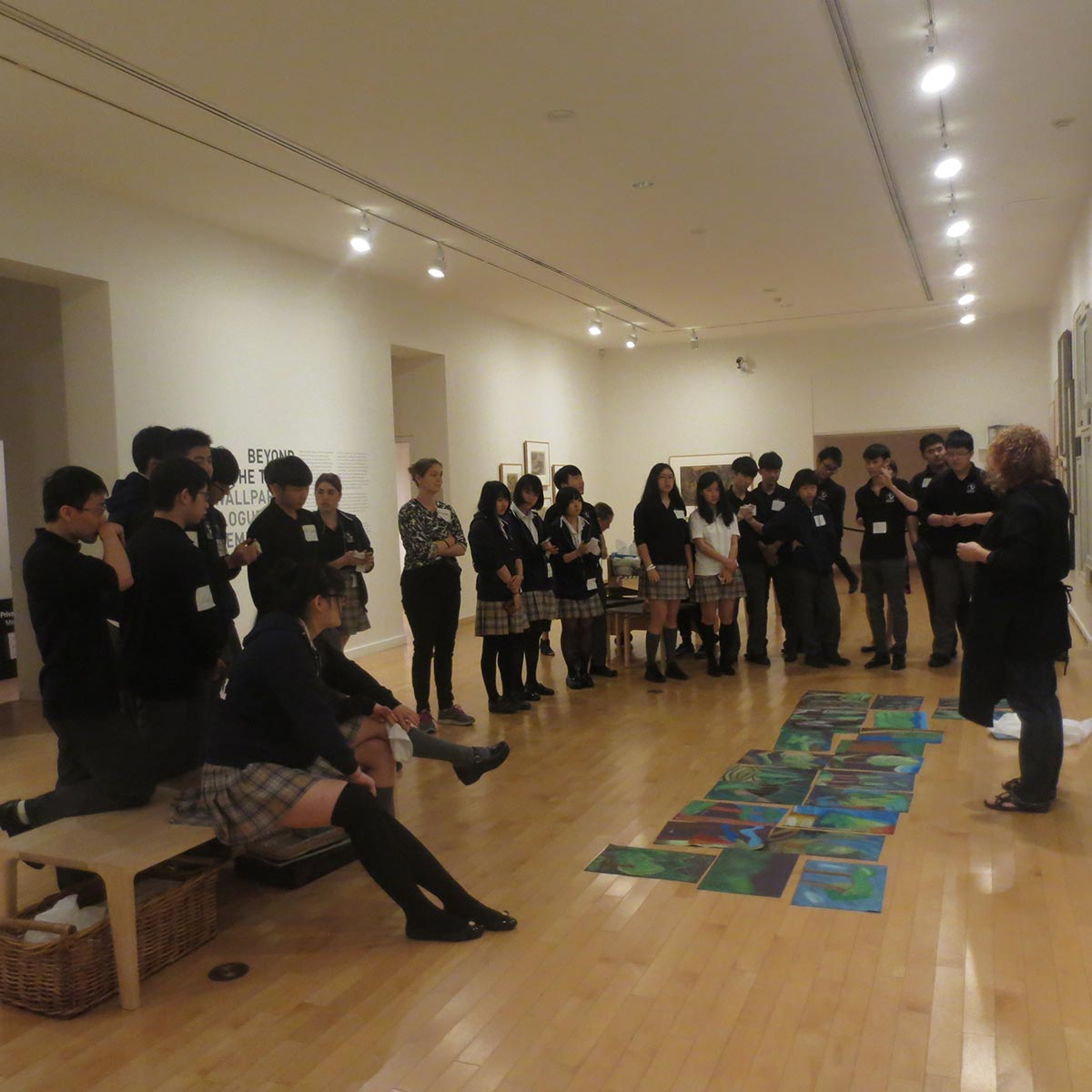 vancouver art gallery field trip Making use of the museum's appreciable collection of first nation's art,  the vancouver international  the walking tour makes a unique field trip for.