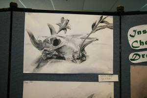 Bodwell Art Show Summer 2015 (36)