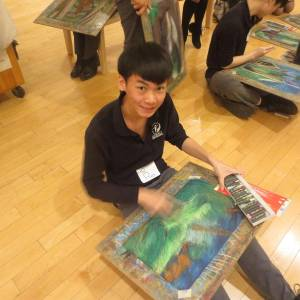 Emily Carr Vancouver Art Gallery Field Trip (11)