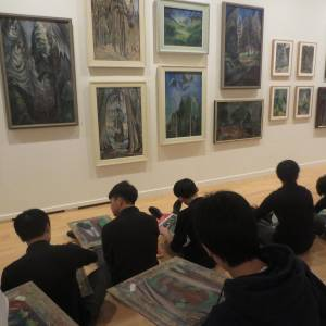 Emily Carr Vancouver Art Gallery Field Trip (16)