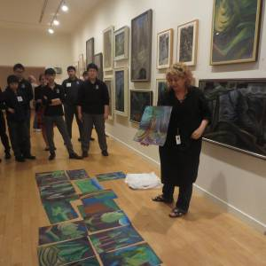 Emily Carr Vancouver Art Gallery Field Trip (1)