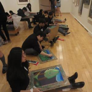 Emily Carr Vancouver Art Gallery Field Trip (21)