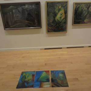 Emily Carr Vancouver Art Gallery Field Trip (22)