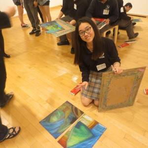 Emily Carr Vancouver Art Gallery Field Trip (25)