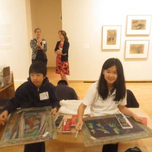 Emily Carr Vancouver Art Gallery Field Trip (27)