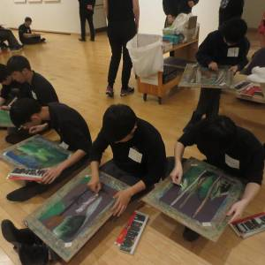 Emily Carr Vancouver Art Gallery Field Trip (28)