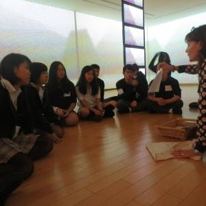 Emily Carr Vancouver Art Gallery Field Trip (42)