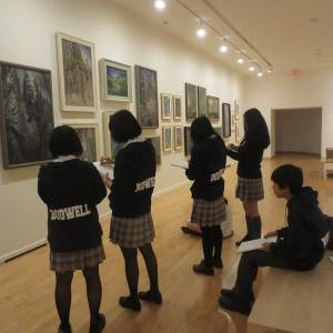 Emily Carr Vancouver Art Gallery Field Trip (55)