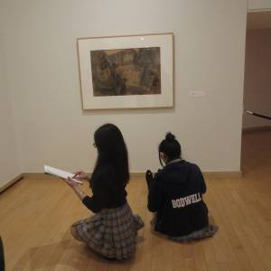 Emily Carr Vancouver Art Gallery Field Trip (56)