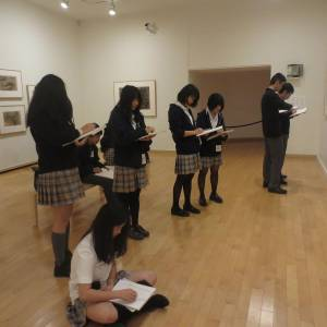 Emily Carr Vancouver Art Gallery Field Trip (58)