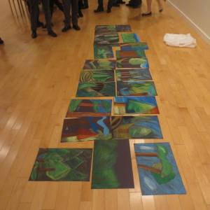 Emily Carr Vancouver Art Gallery Field Trip (6)