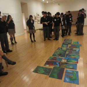 Emily Carr Vancouver Art Gallery Field Trip (7)