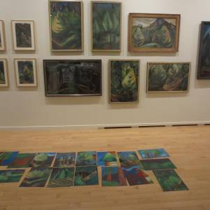 Emily Carr Vancouver Art Gallery Field Trip (8)
