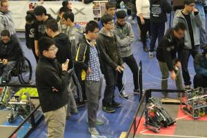 Robotics Team December 2015 (3)
