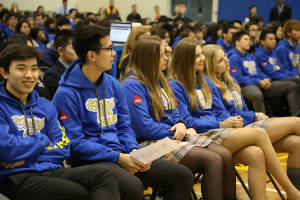 Student Parliament Assembly 8766