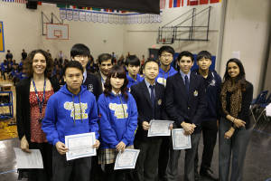 Student Parliament Assembly 8773