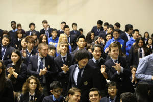 Student Parliament Assembly 8838