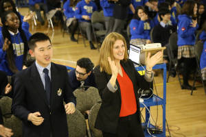 Student Parliament Assembly 8842