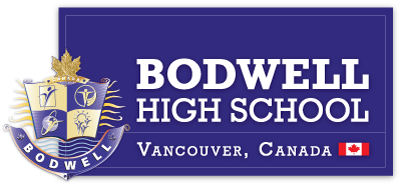 Bodwell High School Logo