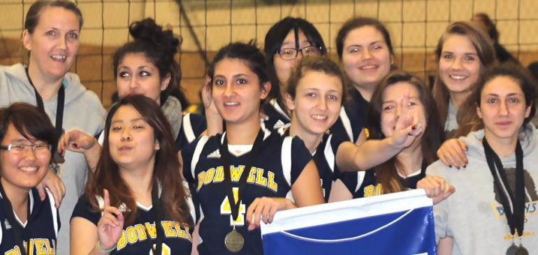 Senior and Junior Girls Volleyball succeed at GVISAA