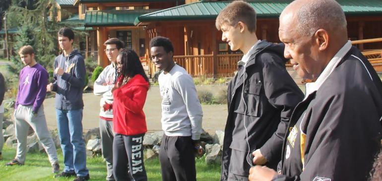 2014 Fall Term Leadership Camp for Student Leaders