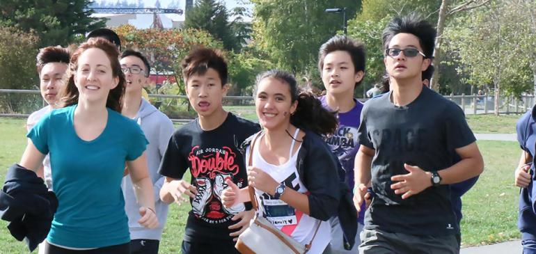 Bodwell Participates in the 2014 Terry Fox Run