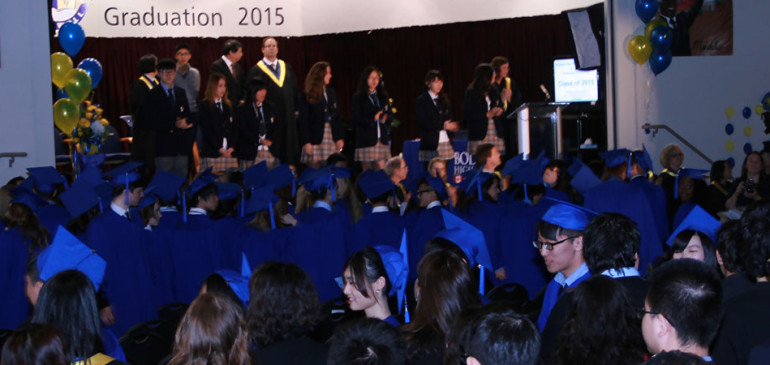 Graduation 2015 Video & Photos