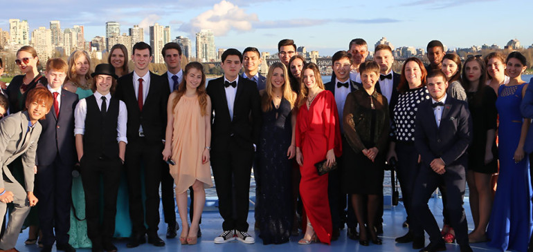 Graduation 2015 Dinner Boat Cruise & Prom