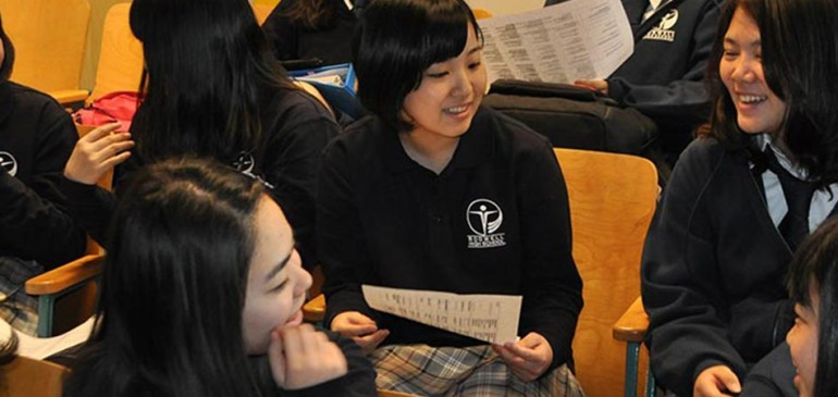 English Workshops Help New Students Settle at Bodwell