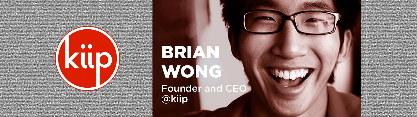Brian Wong Interview