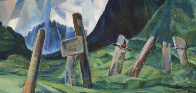Vancouver Art Gallery – Emily Carr 'Beyond the Trees' Field Trip
