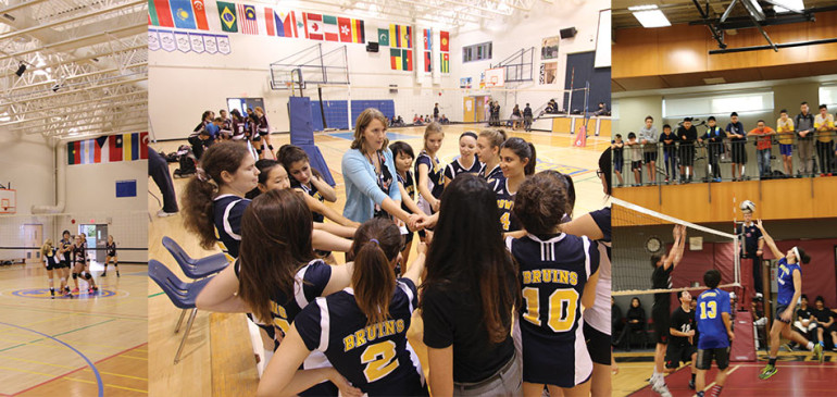 2014-2015 Bodwell Sports Roundup – Volleyball