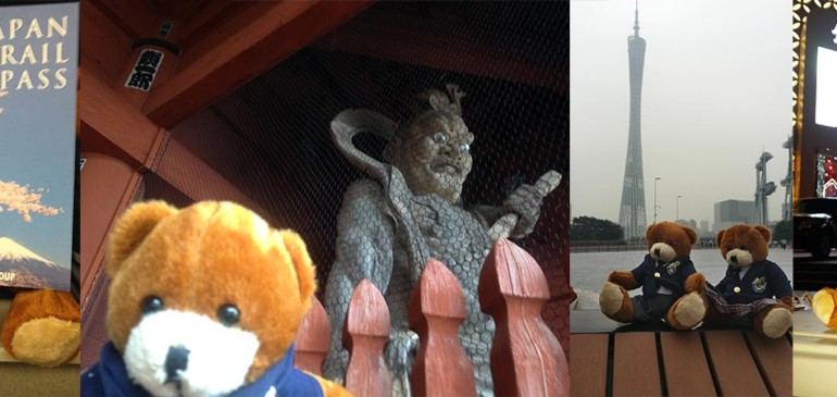 Enter Your #BodwellBears Photo by June 15th & Win a GoPro