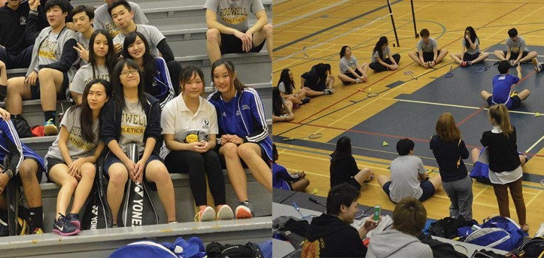 2014-2015 Bodwell Sports Roundup – Badminton