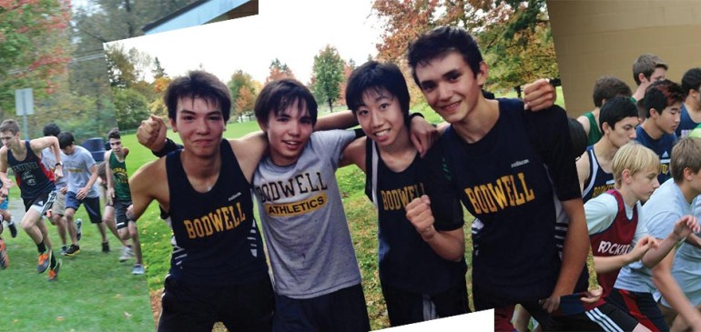 2014-2015 Bodwell Sports Roundup – Cross Country Running