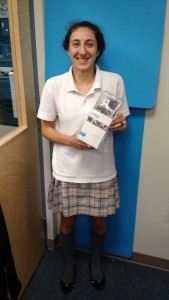 Winner of GoPro Hero 3 Camera