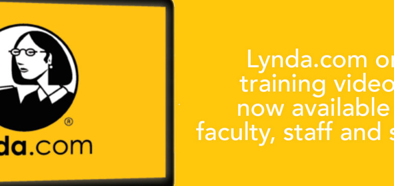 Welcome to Lynda.com | Online Learning Portal for Students & Staff