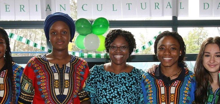 Bodwell's Nigerian Cultural Day 2015