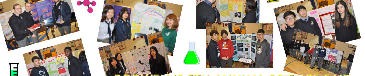 Bodwell's 5th Annual Science Fair