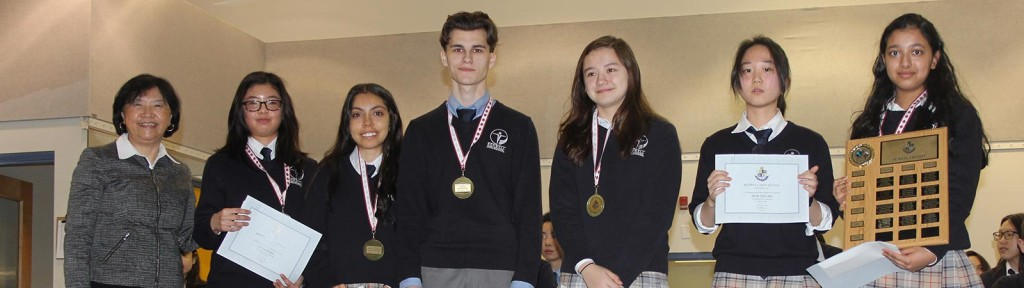 School Awards Assembly Celebrates Academic Achievement