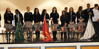 Fall Term 2016 – Welcome Assembly