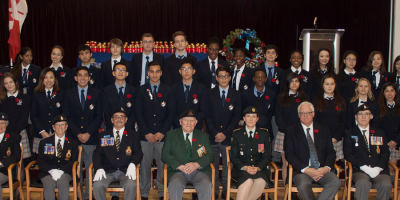 Bodwell Remembers | Remembrance Day 2016