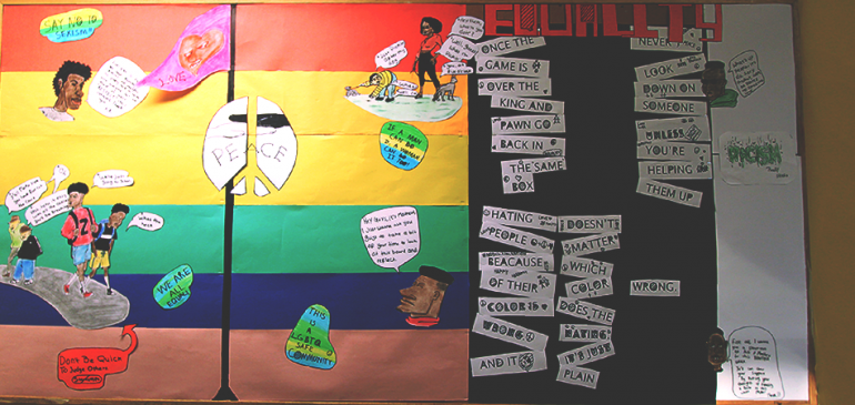 """Equality"" Bulletin Board"