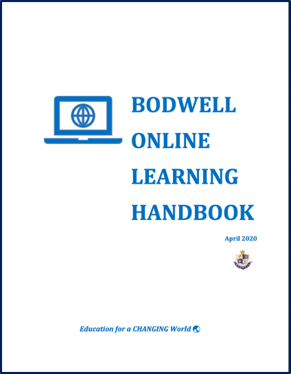 Bodwell Online Learning Handbook